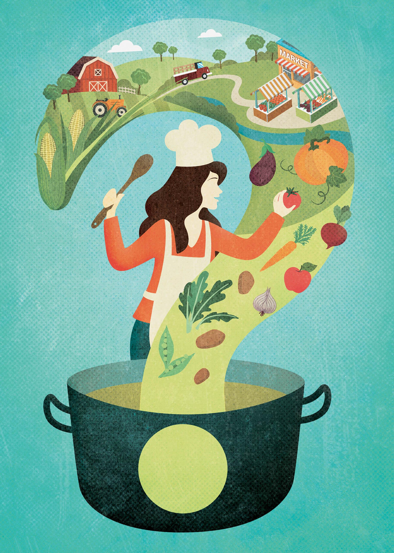 EAThink 2015 Cuciniamo insieme - Eleonora Casetta