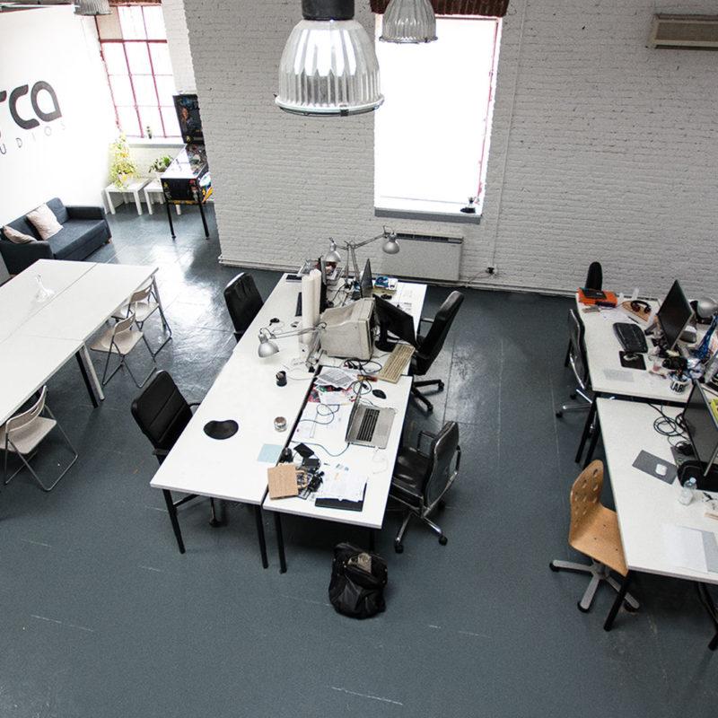 Arca Studios Office