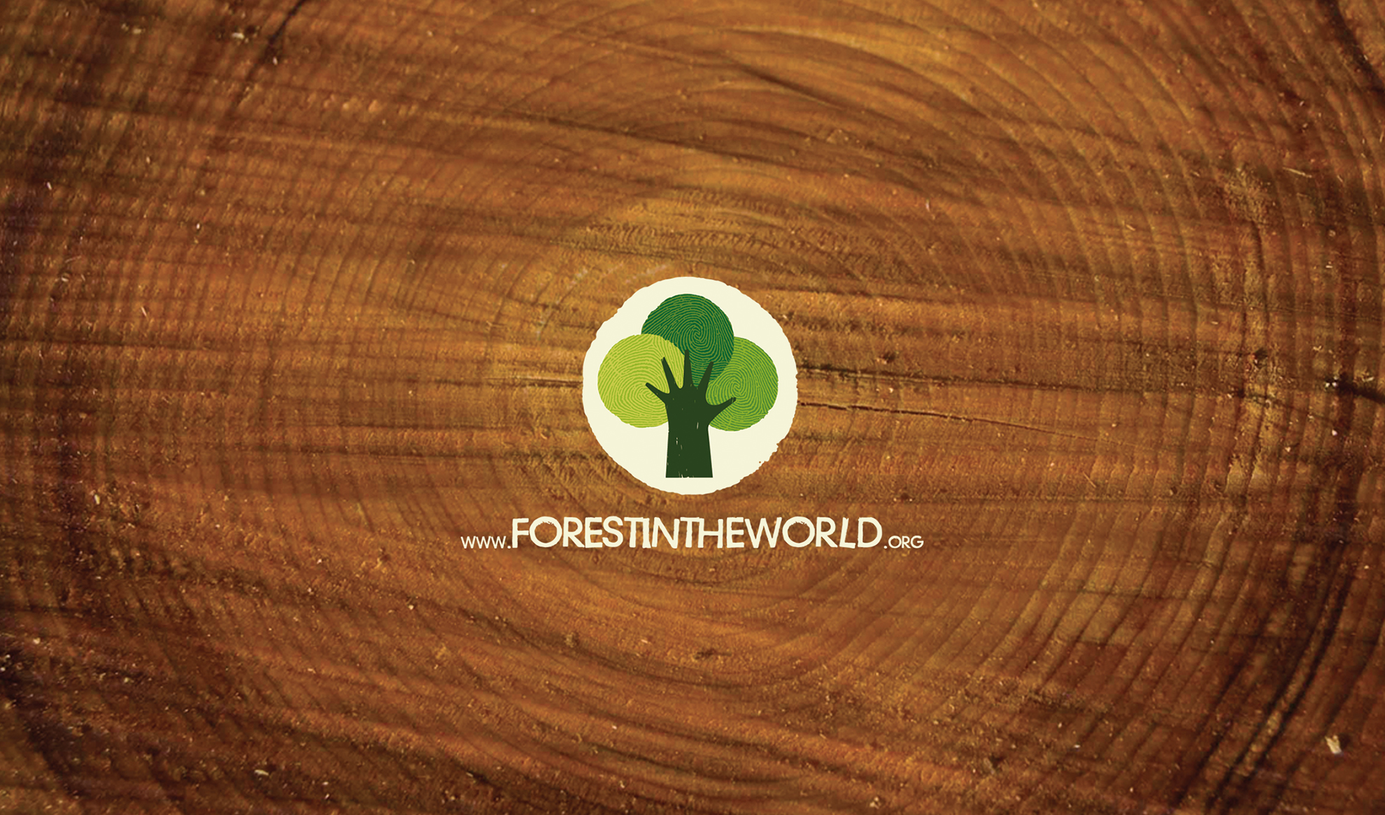 Forest in the world logo - Eleonora Casetta